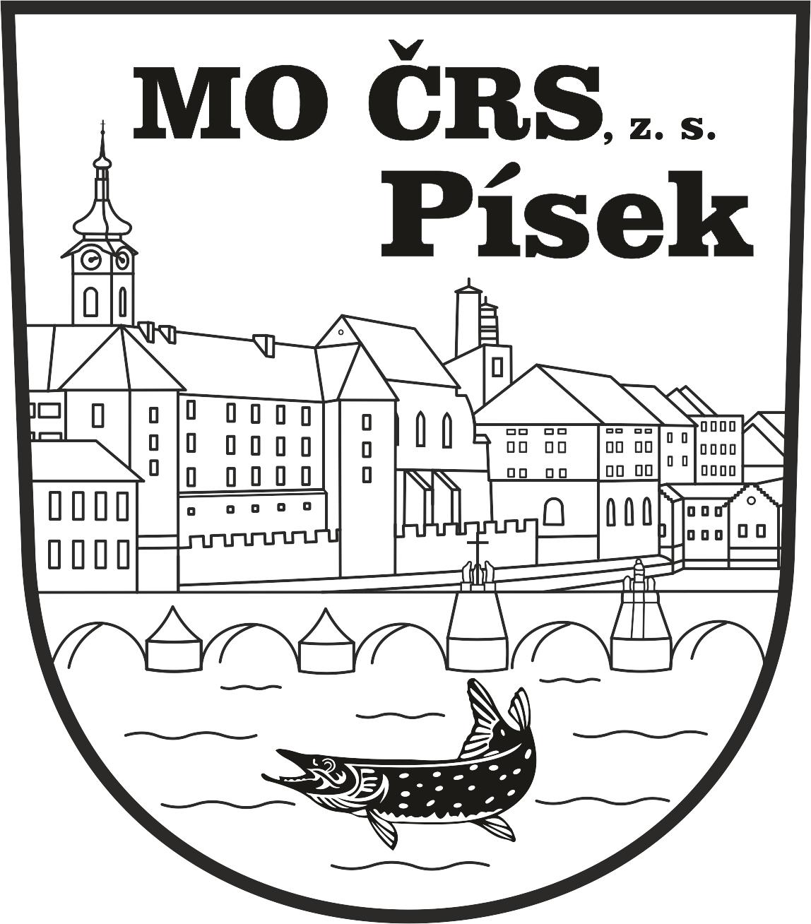 Logo MO ČRS Písek