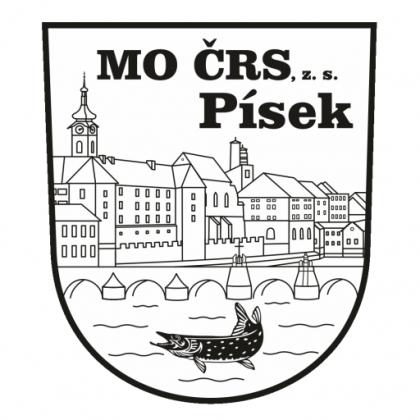 Logo - MO ČRS Písek
